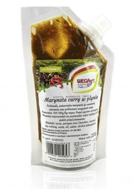 Marynata curry w płynie